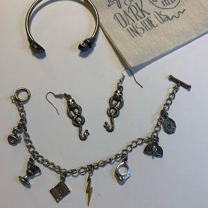 Jewelry - Harry Potter jewelry part 2